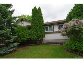 Photo 1: 34 Norlorne Drive in WINNIPEG: Charleswood Residential for sale (South Winnipeg)  : MLS®# 1414863