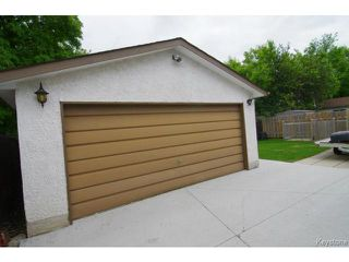 Photo 20: 34 Norlorne Drive in WINNIPEG: Charleswood Residential for sale (South Winnipeg)  : MLS®# 1414863