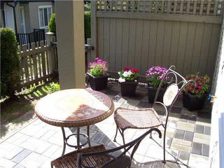 """Photo 7: 60 9088 HALSTON Court in Burnaby: Government Road Townhouse for sale in """"TERRAMOR"""" (Burnaby North)  : MLS®# V1086003"""