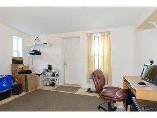 Photo 16: 489 Victor Street in WINNIPEG: West End / Wolseley Residential for sale (West Winnipeg)  : MLS®# 1423579