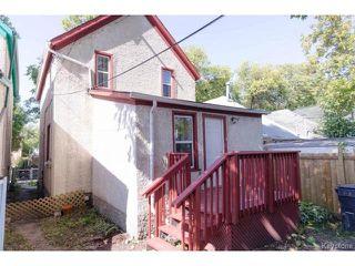 Photo 18: 489 Victor Street in WINNIPEG: West End / Wolseley Residential for sale (West Winnipeg)  : MLS®# 1423579