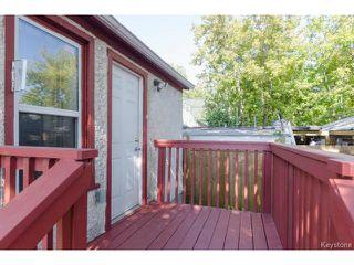 Photo 17: 489 Victor Street in WINNIPEG: West End / Wolseley Residential for sale (West Winnipeg)  : MLS®# 1423579