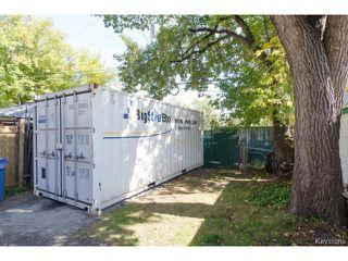 Photo 19: 489 Victor Street in WINNIPEG: West End / Wolseley Residential for sale (West Winnipeg)  : MLS®# 1423579