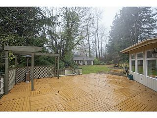Photo 19: 17306 27A Avenue in Surrey: Grandview Surrey House for sale (South Surrey White Rock)  : MLS®# F1427470