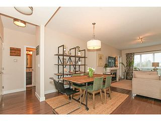 "Photo 8: 306 4689 52A Street in Ladner: Delta Manor Condo for sale in ""CANU"" : MLS®# V1102897"