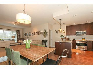"Photo 7: 306 4689 52A Street in Ladner: Delta Manor Condo for sale in ""CANU"" : MLS®# V1102897"