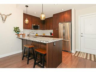 "Photo 10: 306 4689 52A Street in Ladner: Delta Manor Condo for sale in ""CANU"" : MLS®# V1102897"