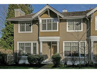 "Photo 1: 28 5298 OAKMOUNT Crescent in Burnaby: Oaklands Townhouse for sale in ""KENWOOD"" (Burnaby South)  : MLS®# V1105955"