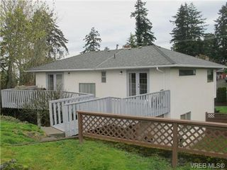 Photo 18: 4818 Cordova Bay Rd in VICTORIA: SE Sunnymead Single Family Detached for sale (Saanich East)  : MLS®# 695844