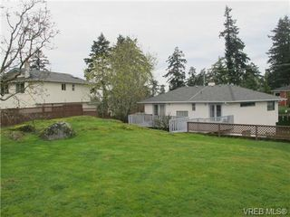 Photo 2: 4818 Cordova Bay Rd in VICTORIA: SE Sunnymead Single Family Detached for sale (Saanich East)  : MLS®# 695844