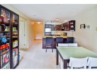 """Photo 8: 415 2088 BETA Avenue in Burnaby: Brentwood Park Condo for sale in """"MEMENTO"""" (Burnaby North)  : MLS®# V1119290"""