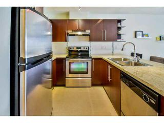 """Photo 4: 415 2088 BETA Avenue in Burnaby: Brentwood Park Condo for sale in """"MEMENTO"""" (Burnaby North)  : MLS®# V1119290"""
