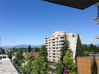 """Main Photo: 503 612 SIXTH Street in New Westminster: Uptown NW Condo for sale in """"THE WOODWARD"""" : MLS®# V1127890"""