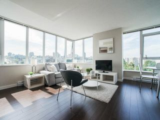 Photo 3: 811 445 W 2ND Avenue in Vancouver: False Creek Condo for sale (Vancouver West)  : MLS®# V1140639