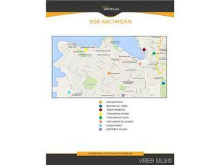 Photo 2: 204 300 Michigan St in VICTORIA: Vi James Bay Condo Apartment for sale (Victoria)  : MLS®# 716240