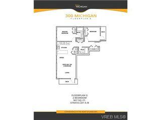 Photo 4: 204 300 Michigan St in VICTORIA: Vi James Bay Condo Apartment for sale (Victoria)  : MLS®# 716240