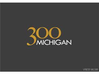 Photo 3: 204 300 Michigan St in VICTORIA: Vi James Bay Condo Apartment for sale (Victoria)  : MLS®# 716240
