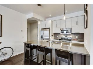 Photo 6: 302 414 MEREDITH Road NE in Calgary: Crescent Heights Condo for sale : MLS®# C4039289