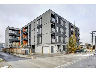 Photo 1: 302 414 MEREDITH Road NE in Calgary: Crescent Heights Condo for sale : MLS®# C4039289