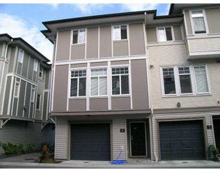 "Photo 2: 1010 EWEN Ave in New Westminster: Queensborough Townhouse for sale in ""WINDSOR MEWS"" : MLS®# V617059"