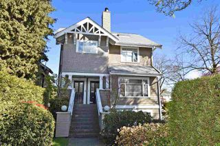 "Main Photo: 1903 W 14TH Avenue in Vancouver: Kitsilano Townhouse for sale in ""KITSILANO"" (Vancouver West)  : MLS®# R2051736"