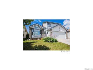 Main Photo: 429 Scurfield Boulevard in Winnipeg: Residential for sale : MLS®# 1614218