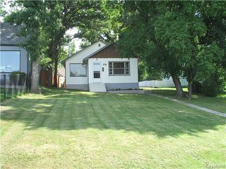 Photo 2: 376 Enfield Crescent in Winnipeg: St Boniface Residential for sale (2A)  : MLS®# 1623352