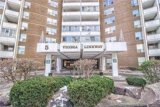 Photo 2: 707 5 Vicora Linkway in Toronto: Flemingdon Park Condo for sale (Toronto C11)  : MLS®# C3665384