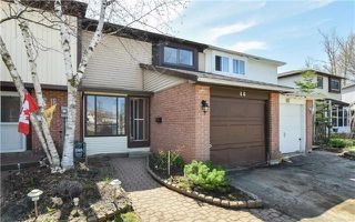 Photo 1: 46 Karen Court: Orangeville House (2-Storey) for sale : MLS®# W3784099