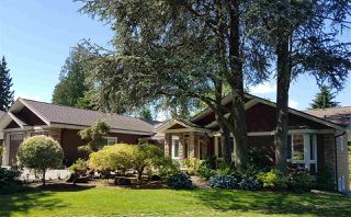 Photo 1: 21443 CHERRY PLACE in Maple Ridge: West Central House for sale : MLS®# R2158337
