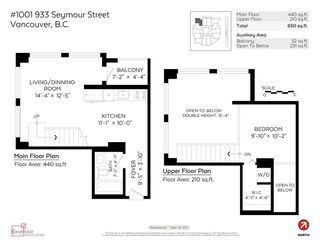 """Photo 17: 1001 933 SEYMOUR Street in Vancouver: Downtown VW Condo for sale in """"The Spot"""" (Vancouver West)  : MLS®# R2212906"""