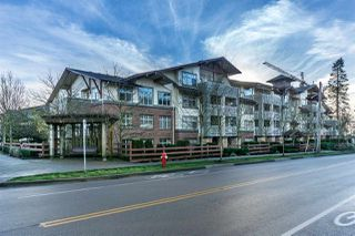 Photo 1: 205 6500 194 Street in Surrey: Clayton Condo for sale (Cloverdale)  : MLS®# R2228417