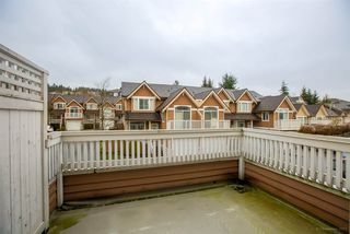 Photo 15: 36 1506 EAGLE MOUNTAIN DRIVE in Coquitlam: Westwood Plateau Townhouse for sale : MLS®# R2236138