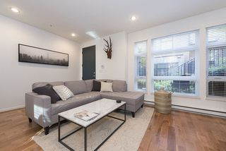 "Main Photo: 2773 GUELPH Street in Vancouver: Mount Pleasant VE Townhouse for sale in ""THE BLOCK"" (Vancouver East)  : MLS®# R2244000"