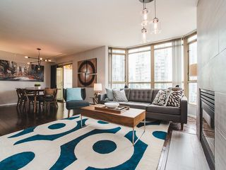 "Photo 3: 2106 867 HAMILTON Street in Vancouver: Downtown VW Condo for sale in ""Jardine's Lookout"" (Vancouver West)  : MLS®# R2246712"