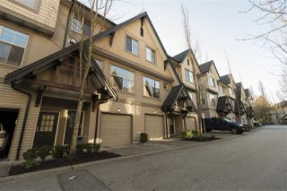 """Photo 1: 82 15152 62A Avenue in Surrey: Sullivan Station Townhouse for sale in """"Uplands"""" : MLS®# R2247833"""