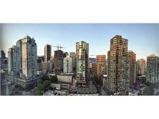 Photo 1: 2403 939 Homer Street in Vancouver: Yaletown Condo for sale (Vancouver West)  : MLS®# V1117078