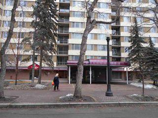 Main Photo: 1208 9909 104 Street in Edmonton: Zone 12 Condo for sale : MLS®# E4105771