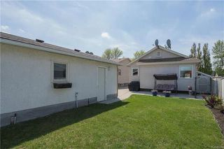 Photo 16: 127 Zawaly Bay in Winnipeg: Canterbury Park Residential for sale (3M)  : MLS®# 1809599