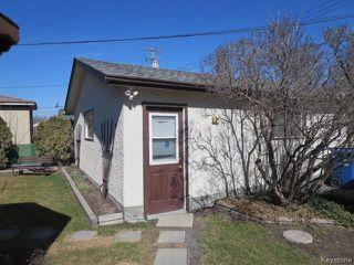 Photo 14: 1083 Nairn Avenue in Winnipeg: East Elmwood Residential for sale (3B)  : MLS®# 1810533