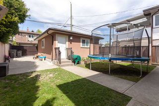 Photo 19: 605 E 46TH Avenue in Vancouver: Fraser VE House for sale (Vancouver East)  : MLS®# R2265973