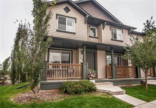 Photo 1: 49 105 DRAKE LANDING Common: Okotoks Row/Townhouse for sale : MLS®# C4201699
