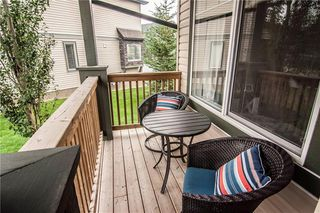 Photo 2: 49 105 DRAKE LANDING Common: Okotoks Row/Townhouse for sale : MLS®# C4201699