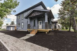 Main Photo:  in Edmonton: Zone 01 House Half Duplex for sale : MLS®# E4125706