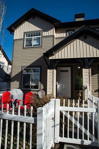 Main Photo: 50 465 HEMINGWAY Road in Edmonton: Zone 58 Townhouse for sale : MLS®# E4134135