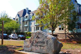 "Main Photo: 108 98 LAVAL Street in Coquitlam: Maillardville Condo for sale in ""LE CHATEAU II"" : MLS®# R2330367"