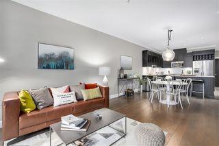"Main Photo: 211 15155 36 Avenue in Surrey: Morgan Creek Condo for sale in ""Edgewater"" (South Surrey White Rock)  : MLS®# R2341661"