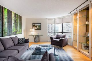 "Main Photo: 601 738 W BROUGHTON Street in Vancouver: West End VW Condo for sale in ""Alberni Place"" (Vancouver West)  : MLS®# R2343042"