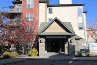 Photo 2: 204 103 AMBLESIDE Drive in Edmonton: Zone 56 Condo for sale : MLS®# E4146116