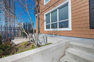 """Photo 17: 106 611 REGAN Avenue in Coquitlam: Coquitlam West Condo for sale in """"Regan's Walk"""" : MLS®# R2354478"""